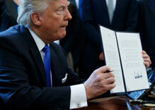 Sources: Trump executive order allowing anti-LGBTQ discrimination is coming soon