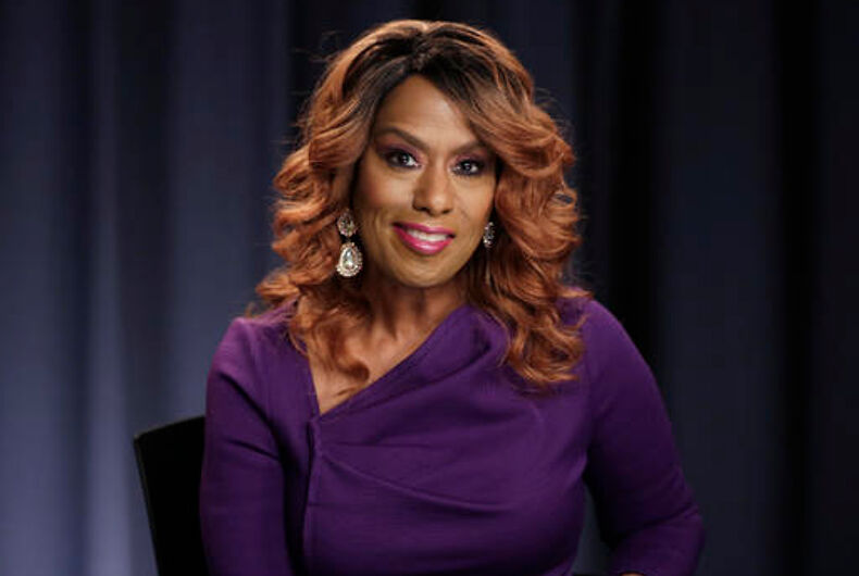 Jennifer Holliday backs out of Trump gig after protest from LGBTQ fans