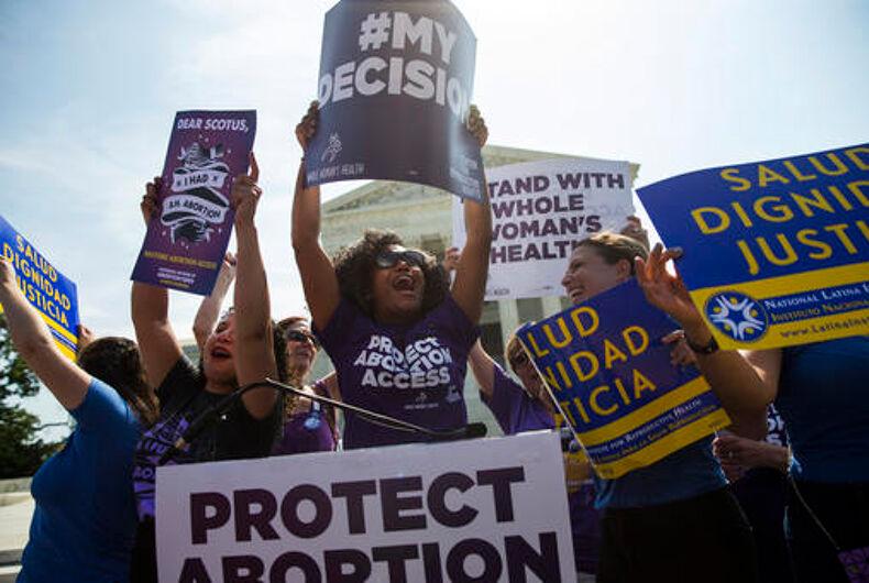 LGBTQ equality among the causes inspiring Women's March on Washington