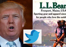 'Buy L.L. Bean:' Will Donald Trump's endorsement impact your buying habits?