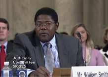 Character witness for Atty General nominee compared gay republicans to pedophiles