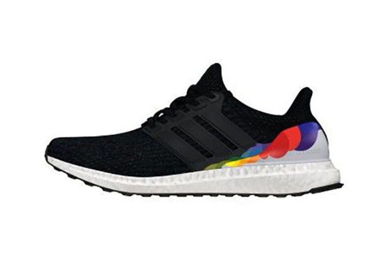 Adidas unveils new tennis shoe celebrating the LGBTQ community