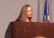 Transgender teen responds after being sued by her mom to stop transition