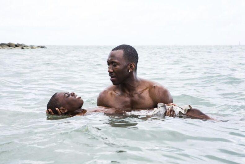 Gay-themed 'Moonlight' wins Best Drama at Golden Globes