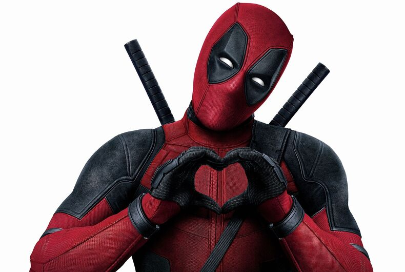 The Mormons may sue Deadpool over a 'Jesus' movie poster