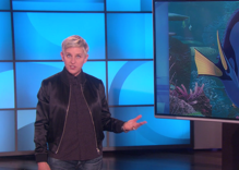 Ellen explains why Trump's Muslim ban is wrong using 'Finding Dory'