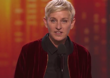 Watch Ellen win the most People's Choice Awards ever
