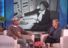 Ellen explains why she cancelled homophobic gospel singer's appearance on show