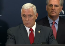 Mike Pence promises Trump will repeal Obama's executive orders on day one