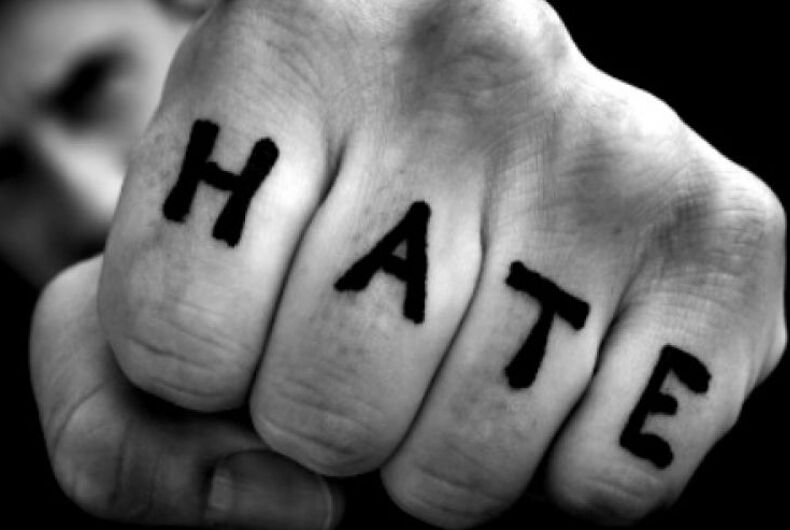 New federal report finds over half of hate crimes go unreported