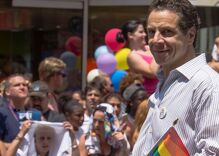 Andrew Cuomo is completely dropped from LGBTQ organization's ceremony planning to honor him