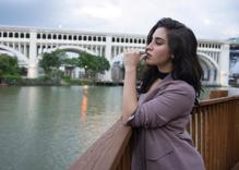 Bisexual Fifth Harmony singer Lauren Jauregui tears apart Trump's Muslim ban