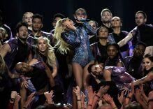 Super Bowl: Lady Gaga dances around politics, emphasizes equality and unity
