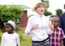Judge asks Madonna about 'robbing Malawi' of children in adoption bid