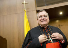 Former abused altar boy won't testify in front of notoriously anti-gay Cardinal