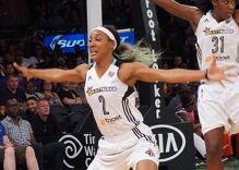 Candice Wiggins says 98 percent of WNBA is gay, bullied her for being straight