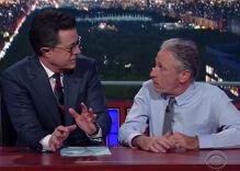 Jon Stewart to heartbroken, Trump-obsessed media: 'Kick him to the curb!'