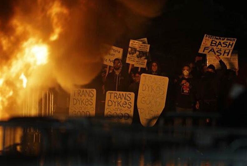 Trump threatens Berkeleys federal funding after Milo
