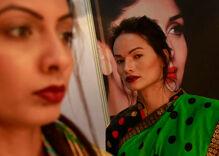 Transgender model Anjali Lama breaks barriers in India's fashion world