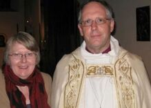 Bishop's dying plea in farewell letter calls on church to support gay marriage