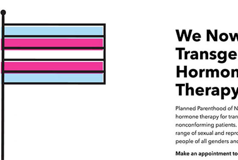 GOP's plan to defund Planned Parenthood will hit transgender community hard
