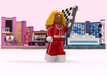 The 'RuPaul's Drag Race' LEGO set is looking more and more likely