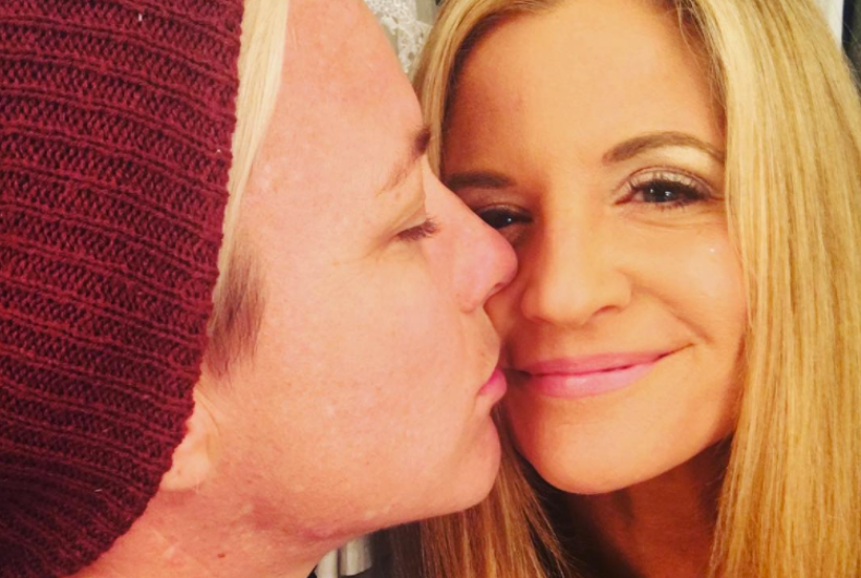 Soccer legend Abby Wambach announces engagement to Christian mom blogger