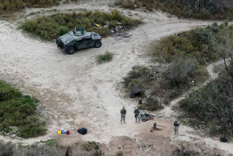 Trump considers mobilizing National Guard to round up undocumented immigrants