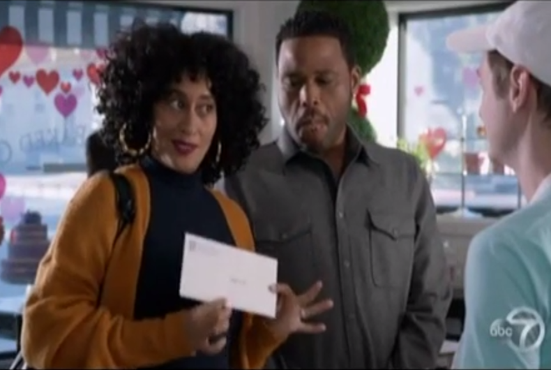 'Black-ish' angers conservatives with episode's snub of anti-gay bakery