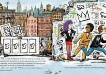 The new Keith Haring children's book will make you young at heart again