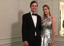Ivanka & Jared are desperately trying to rehab their image so they'll be accepted back in society