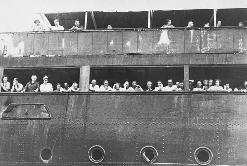 The irony behind Trump's travel ban and Holocaust Remembrance Day