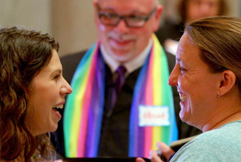 Arkansas will petition Congress to outlaw marriage equality on Valentine's Day