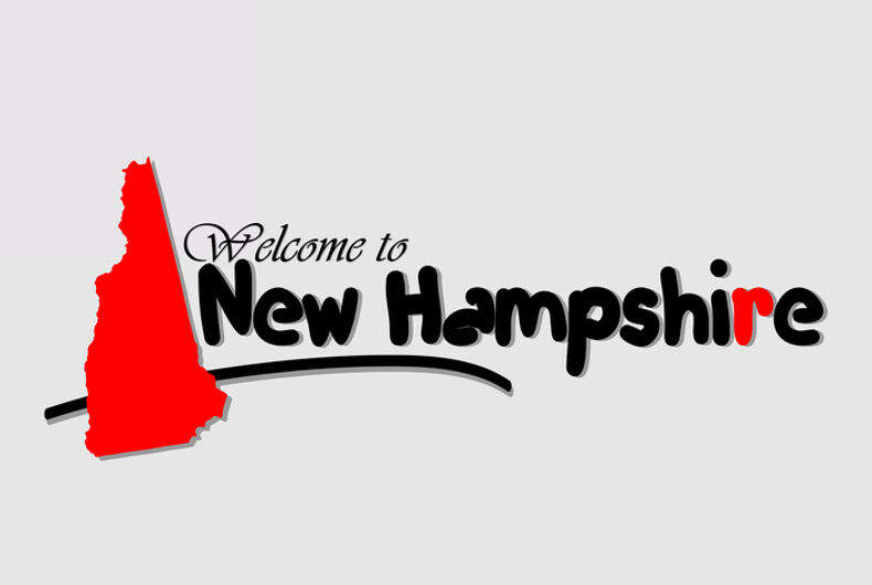 New Hampshire bill would add nondiscrimination protections for trans people