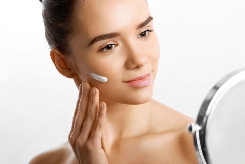What if your moisturizer could fight off skin disease too?