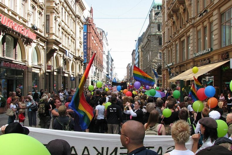 Another country gets marriage equality… but only for civil marriage