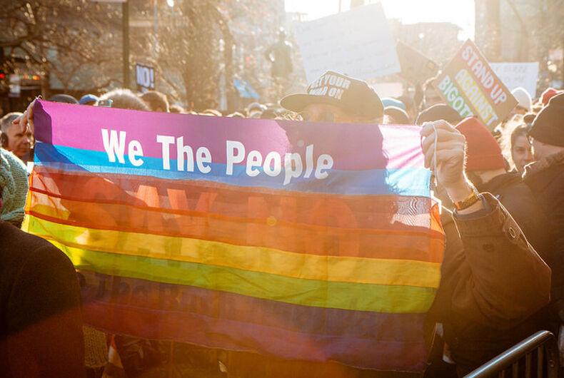 lgbt solidarity march