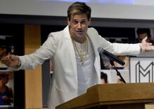 Poor Milo Yiannopoulos 'can't put food on the table' despite selling out LGBTQ people