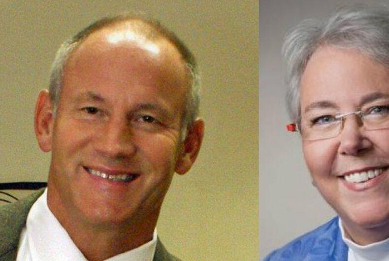 Alabama House passes anti-gay adoption bill despite protest by lesbian lawmaker