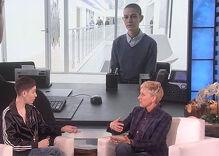 'Billions' star Asia Kate Dillon schools Ellen on being non-binary
