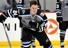 Pro hockey's first trans player ready to retire