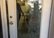 Someone vandalized DC's Casa Ruby community center & attacked a staffer