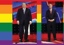 Mike Huckabee queerbaits Lindsey Graham