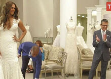 'Say Yes to the Dress' welcomes trans woman of color & her fiancé
