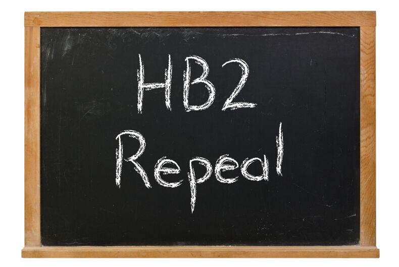 Efforts to repeal North Carolina's bathroom law have failed again