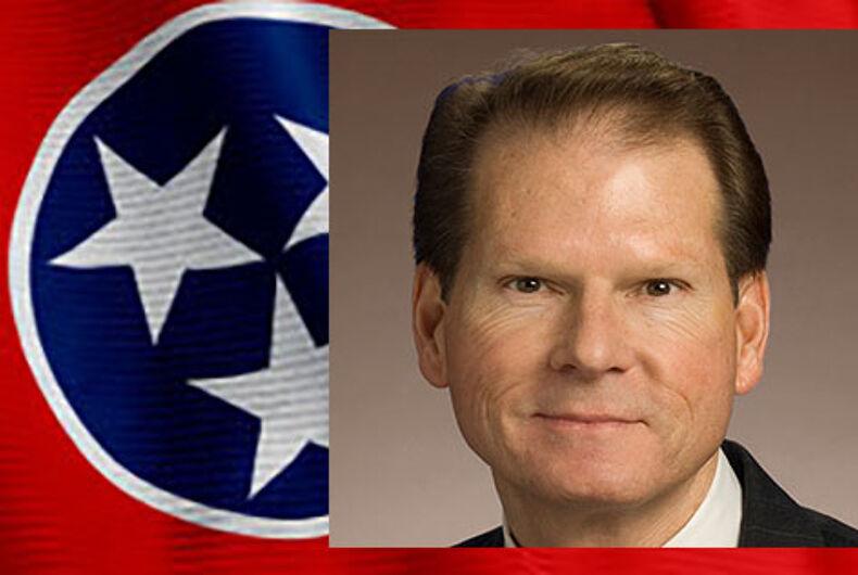 Tennessee GOP state representative Joey Hensley