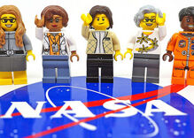 First lesbian in space to be immortalized in new 'Women of NASA' LEGO set