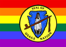Native American Osage nation votes to recognize tribal same-sex marriages