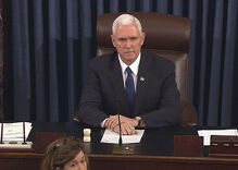 Once again Republicans turn to Mike Pence to save their anti-equality agenda