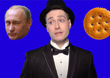 Putin and the Ritz: This hilarious Randy Rainbow video will make your day